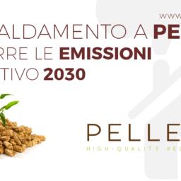 Ridurre Emissioni riscaldamento a pellet