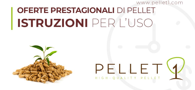 offerte prestagionali di pellet